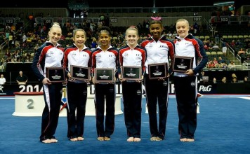 Nia P&G USA National team Jr